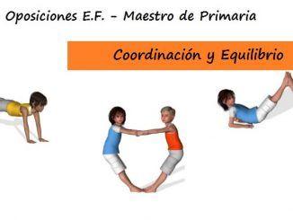 Coordinación y equilibrio