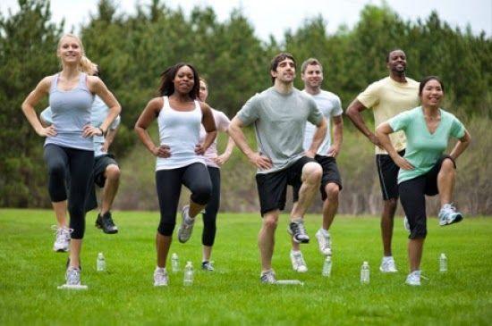 fases del entrenamiento deportivo