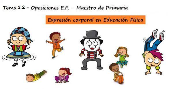 Expresion Corpora en Educación Física