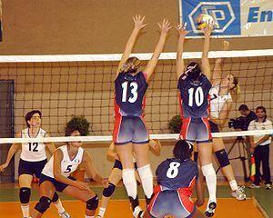Videos de Iniciación al Voleibol