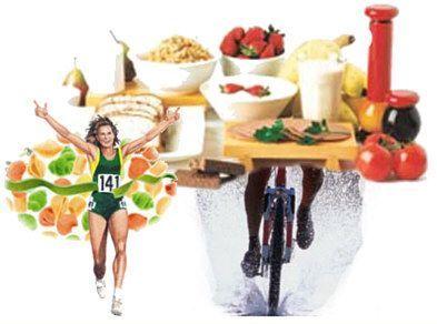 La dieta atlántica. Ideal para deportistas