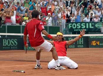 Historia de la Copa Davis