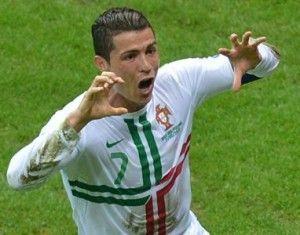 Cristiano Ronaldo mete a Portugal en la semifinal de la Eurocopa