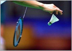 Juegos de raqueta: el bádminton