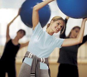 Fitness en Grupo en verano