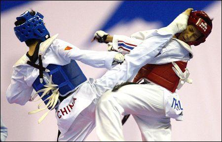 China Taekwondo  (AP)