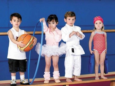deporte para pequeños