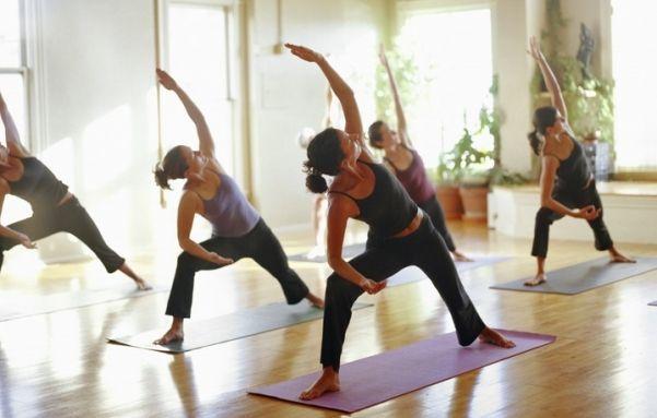 practicar aerobic