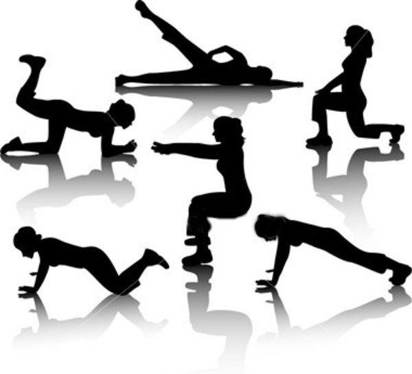ejercicios aerobicos – Educacion Fisica Temario