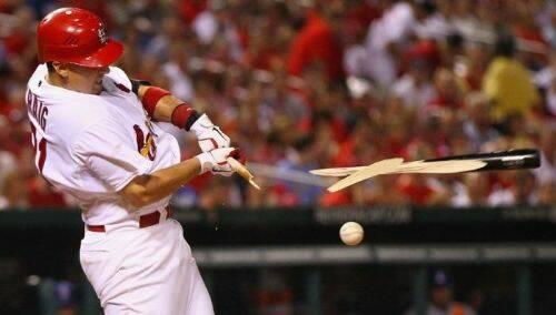 foto beisbol bate