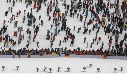 foto esqui de fondo