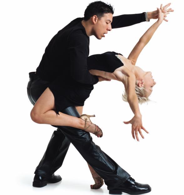 bailar como deporte