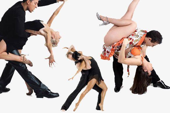 bailes y deporte