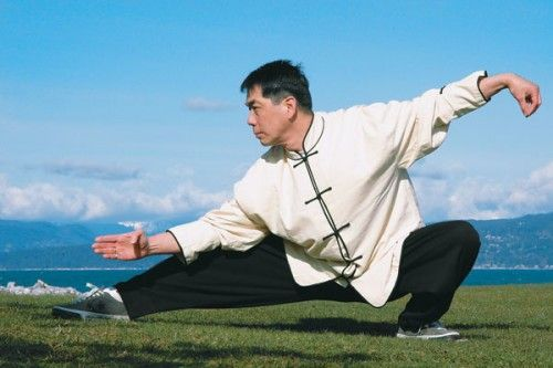 """iso-8859-15""""Tai Chi para la salud psicofísica y espiritual"""