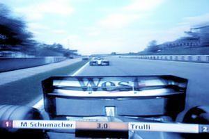 Precauciones de un conductor de Gran Premio de Fórmula 1