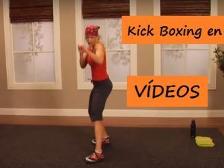 Videos Kick Boxing en Casa