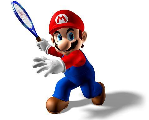 Mario tenista