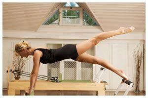 El pilates como método relajante, ideal para huesos y articulaciones