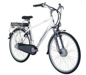saca tu bicicleta y usala