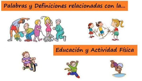 educacion fisica definicion y concepto