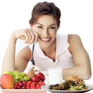 Comer sano y mantener tu peso