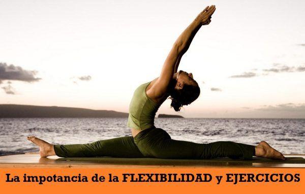 Videos y Ejercicios Mejorar Flexibilidad