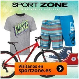 tienda de deportes sport zone