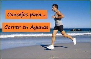 correr en ayunas