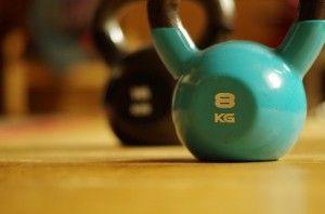 Beneficios de trabajar con pesas