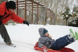 Actividades Navideñas En La Nieve
