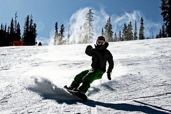 Practicar  SNOWBOARD (ParteI I)
