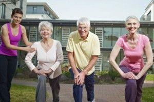 Beneficios De La Actividad Física En La Tercera Edad