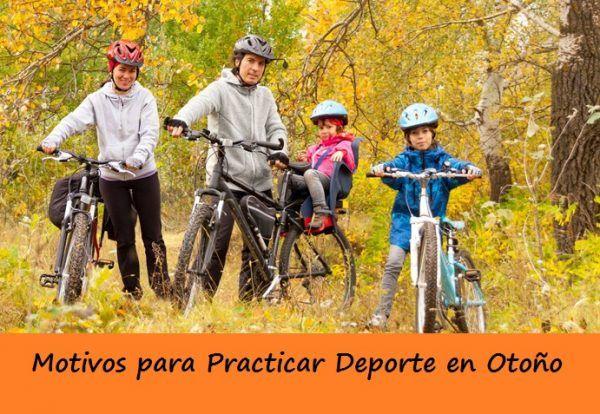 Motivos para Practicar Deporte en Otoño