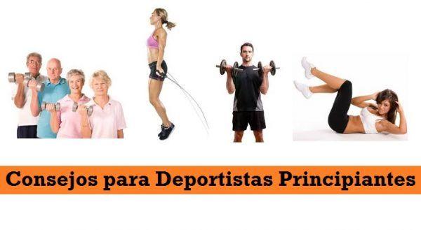 22 CONSEJOS para Deportistas PRINCIPIANTES ¡No te lo pierdas!