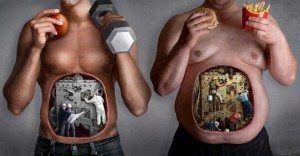 El peso en los ejercicios de masa muscular  1