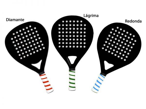 ¿Qué tipo de pala elegir para jugar al pádel?