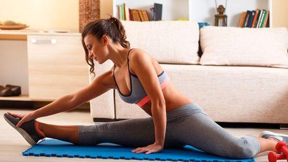 Consejos para hacer ejercicio en casa educacion fisica temario actividad fisica - Que hacer para no aburrirse en casa ...