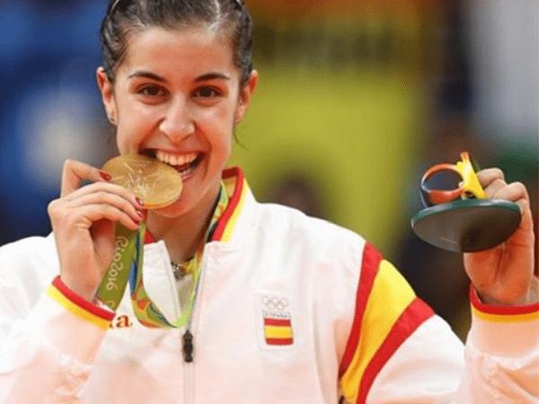 Carolina Marín Hace Historia en las Olimpiadas Río 2016