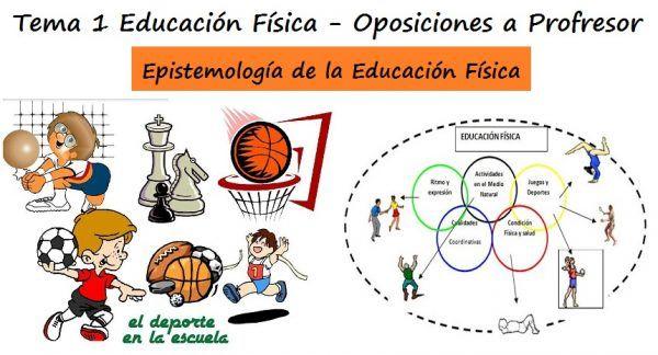 Tema 1. Epistemología de la Educación Física: evolución y desarrollo ...