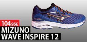 MIZUNO WAVE INSPIRE 12 AZUL
