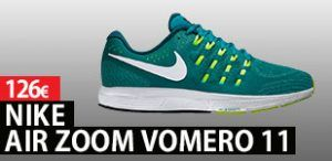 NIKE AIR ZOOM VOMERO 11 VERDE