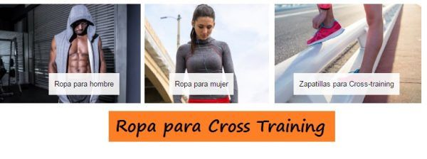 Ropa Cross Fit