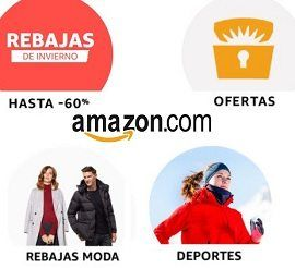 Rebajas Amazon 2017