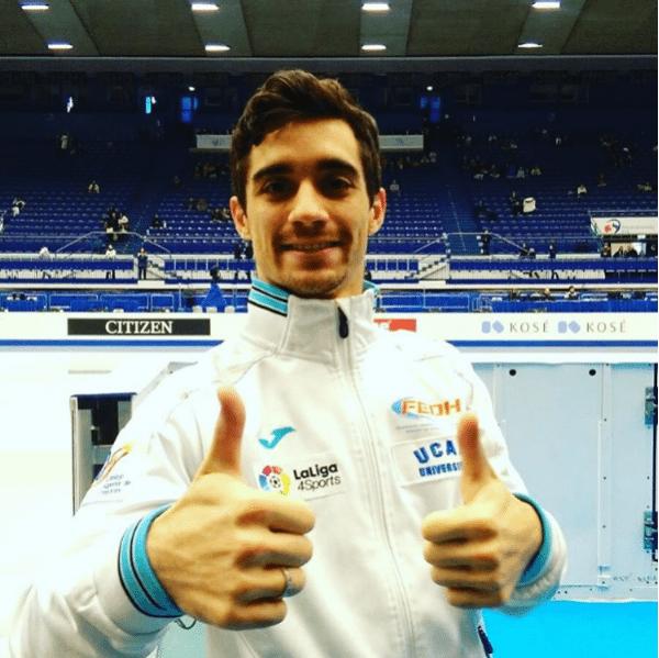 Javier Fernández Gana su Quinto Europeo Consecutivo