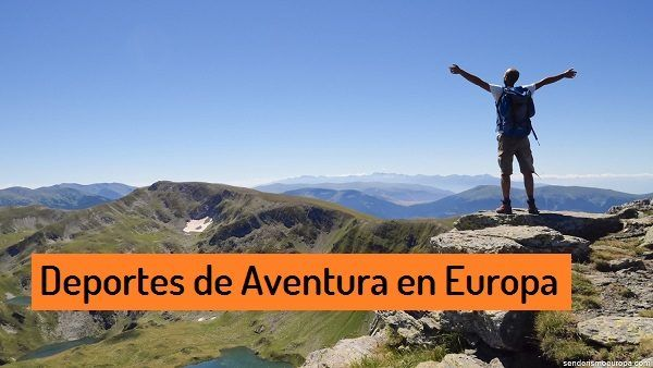 Deportes de Aventura en Europa
