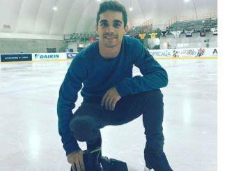 Javier Fernández Gana el Campeonato de España de Patinaje Artístico