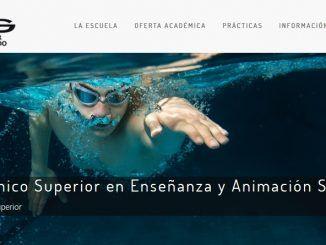 Curso de Técnico Superior en Enseñanza y Animación Sociodeportiva