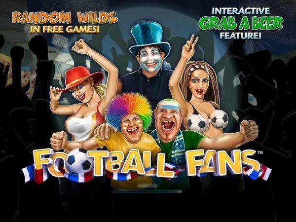Footbal Fans de Playtech