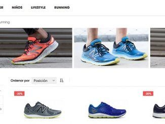 Zapatillas Running New Balance Blancas