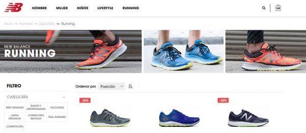 Zapatillas New Balance Blancas y el running en Argentina ...